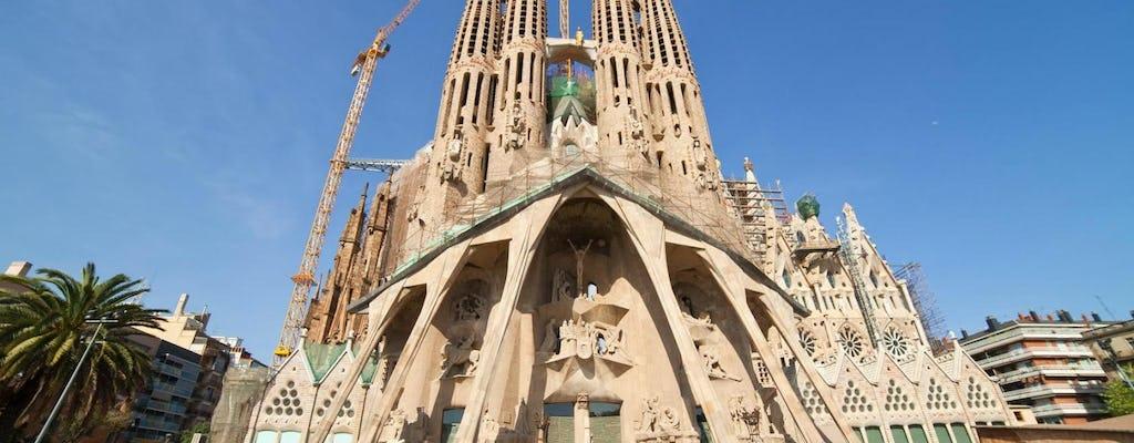 Tour combinado por Barcelona com o melhor de Gaudí