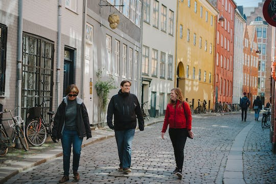 Private hygge and happiness Copenhagen morning tour