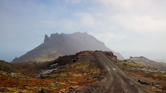 Discover the wonders of Snæfellsnes National Park