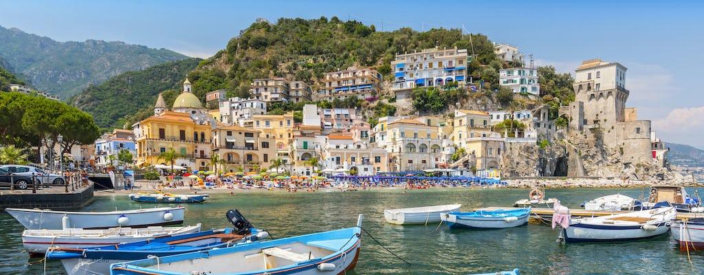 Doświadczenie kapania sardeli w Vietri sul Mare i Cetara z Salerno