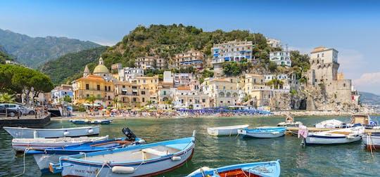 Esperienza di colatura di acciughe a Vietri sul Mare e Cetara di Salerno