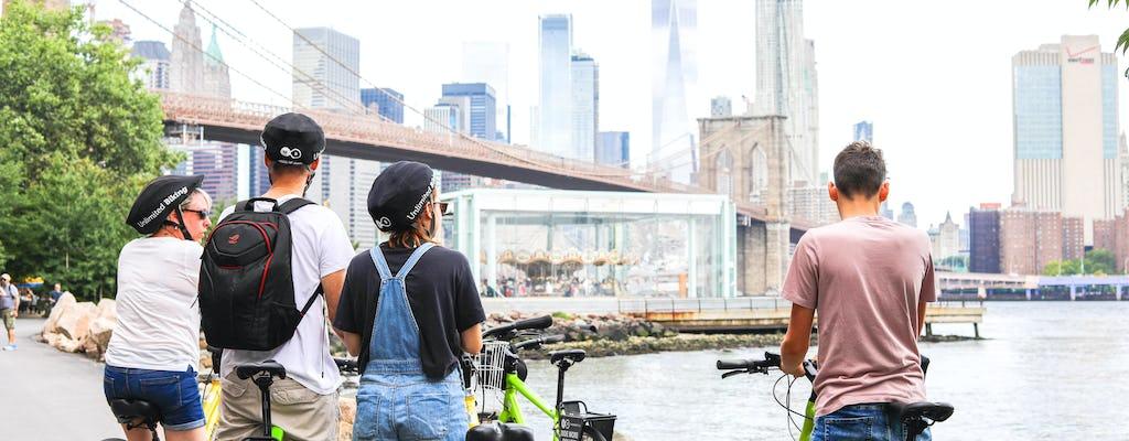 El mejor tour guiado en bicicleta por Brooklyn