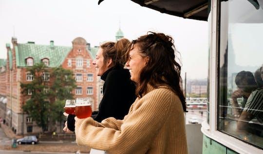 Tour nocturno privado de Hygge y felicidad en Copenhague
