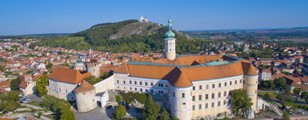 Full-day trip to the area of Lednice-Valtice and Mikulov