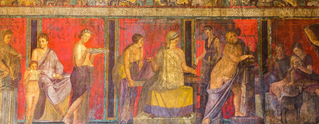 Archeologiczne i kulinarne doświadczenie starożytnych Pompejów