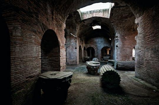 Экскурсия Поццуоли древних римских сооружений