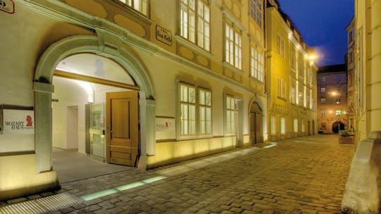 Bilhetes Mozarthaus Viena