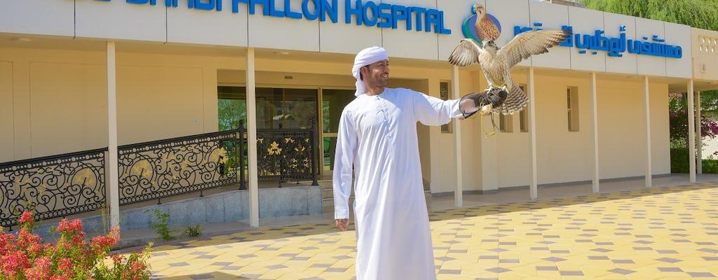Visita al hospital Abu Dhabi Falcon