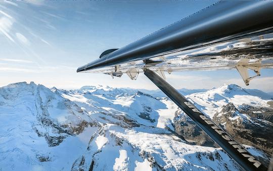 Whistler spectacular glacier seaplane tour