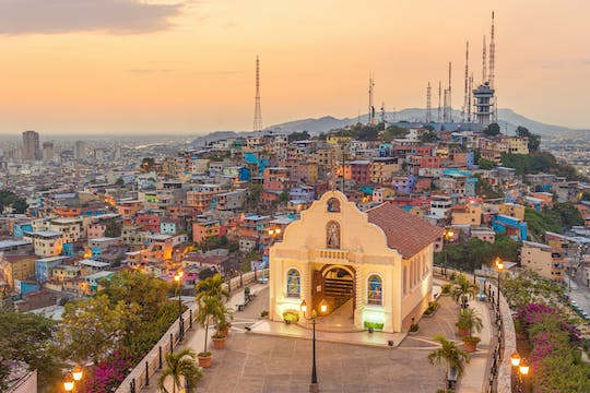 Guayaquil 3-hour city tour