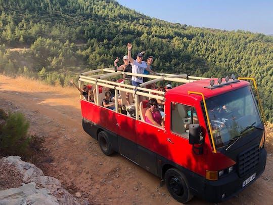 Bodrum - safari 4x4 i rejs statkiem