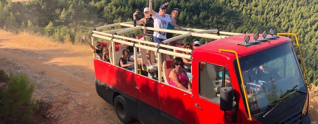 Bodrum 4x4 Safari & Boat Cruise