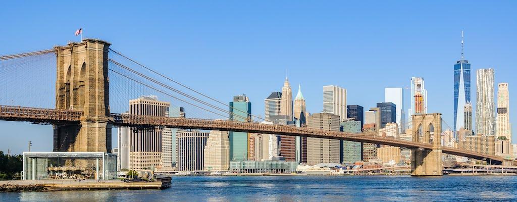 Privérondleiding met gids door Brooklyn Bridge