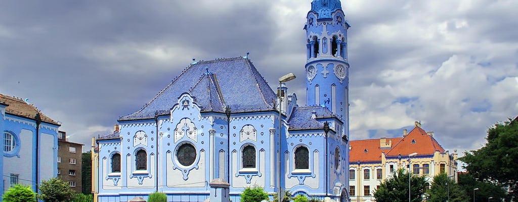 Recorrido panorámico por el Oldtimer Presporacik en Bratislava