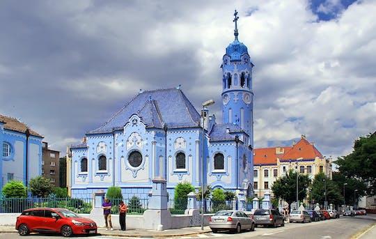 Panoramische tour op de Presporacik Oldtimer in Bratislava