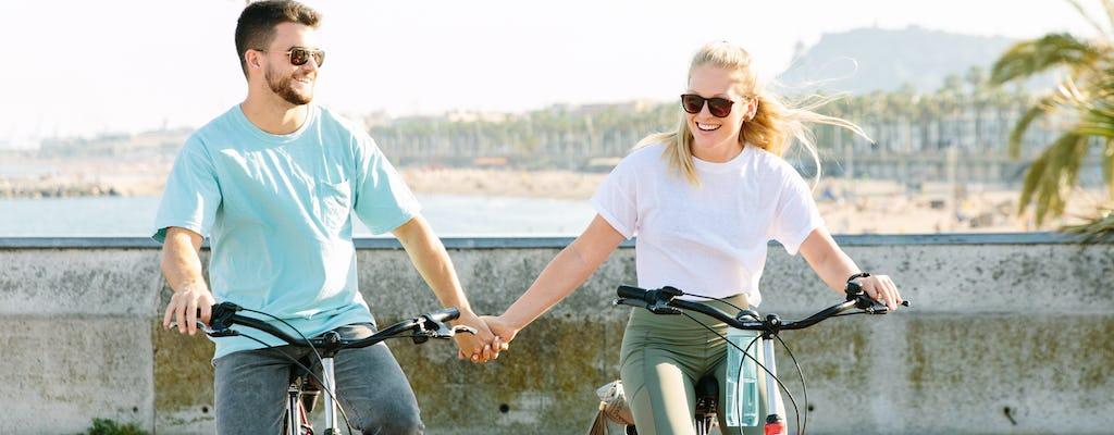 Visite de 4 heures à vélo dans Barcelone