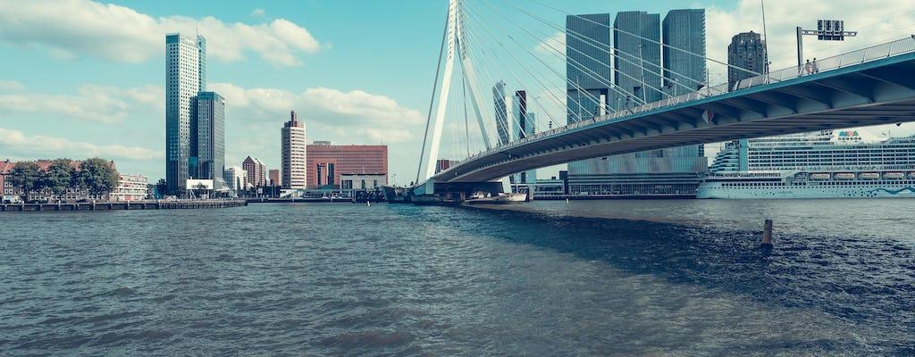 Tour y juego de exploración de la ciudad de Sky-High Rotterdam