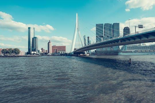 Jogo e passeio de exploração da cidade Sky-High Rotterdam