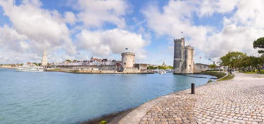 7 wonders of La Rochelle exploration game and tour