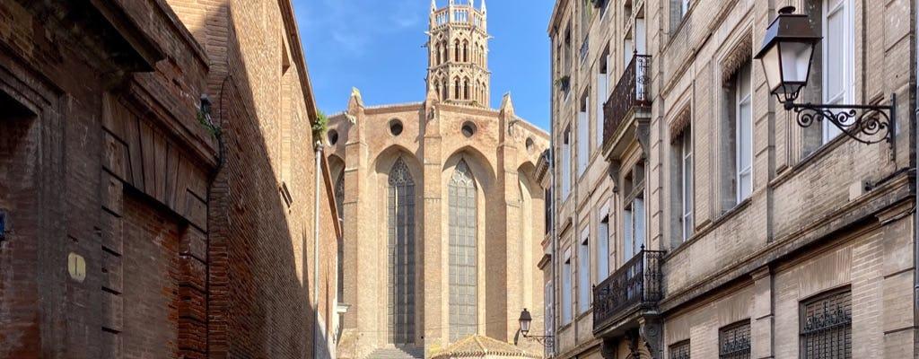 Jeu d'exploration et visite de la vieille ville de Toulouse