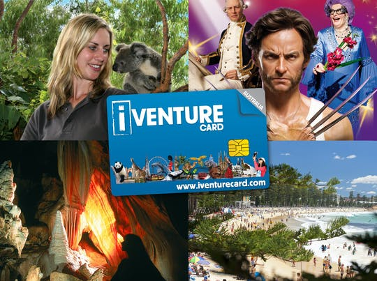 Pass iVenture Sydney Flexi Attractions