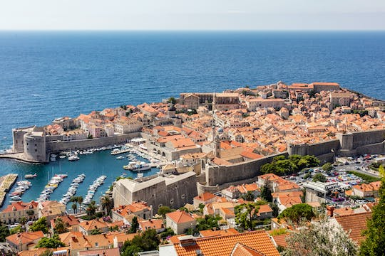 Dubrovnik Old Town Tour