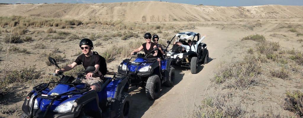 Excursion en quad ou en buggy au départ de Limassol