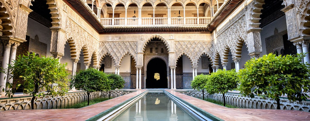 Visite audio autonome de l'Alcazar royal de Séville