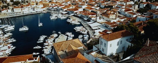 Hydra and Poros islands full-day RIB tour