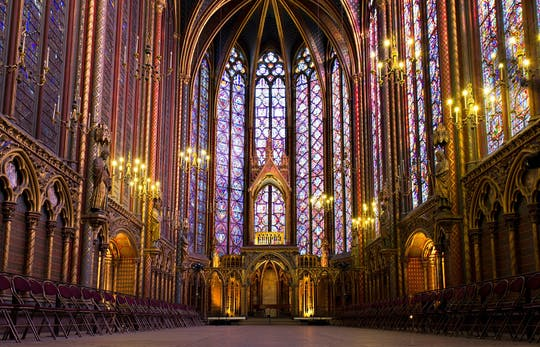 Combo tickets for Sainte Chapelle and Seine River Cruise