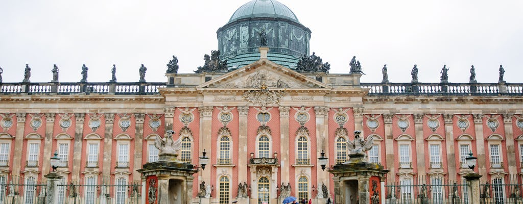 Private gardens and palaces of Potsdam bike tour