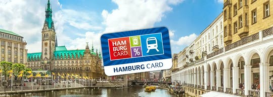 Tarjeta turística Hamburg CARD