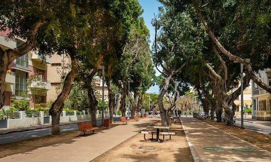 Tour dei quartieri moderni di Tel Aviv