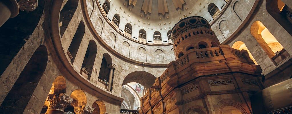 Old Jerusalem holy city tour