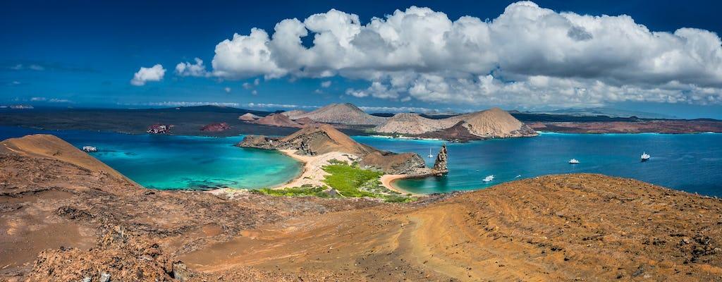Excursão de dia inteiro pela Ilha Bartolome e Baía Sullivan