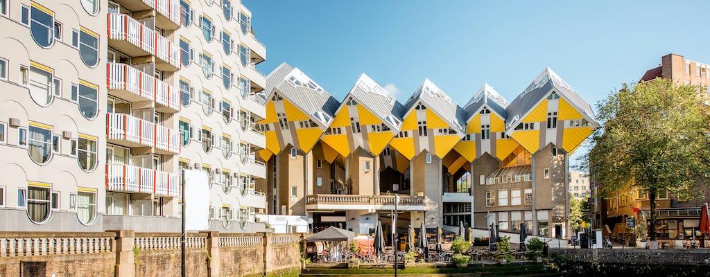 Tour privato di 2 ore in Tuk Tuk a Rotterdam