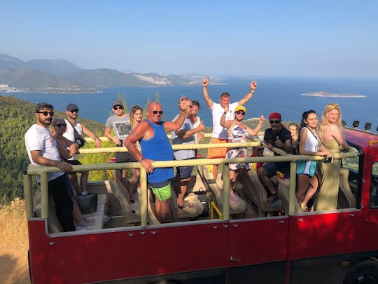 Bodrum 4x4 Nature Fun Tour