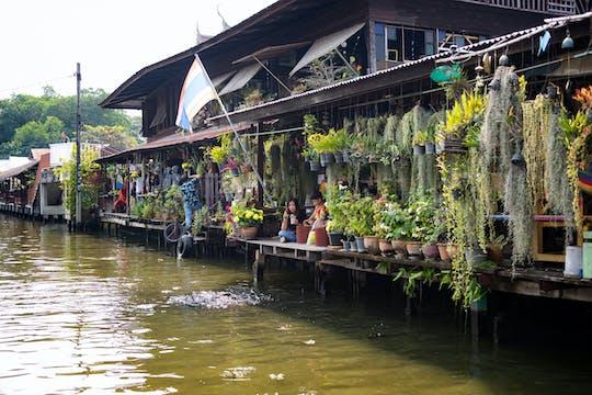 Wycieczka po Wielkim Pałacu Królewskim i Kanale Bangkoku