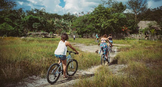 Mayan backroads bike tour