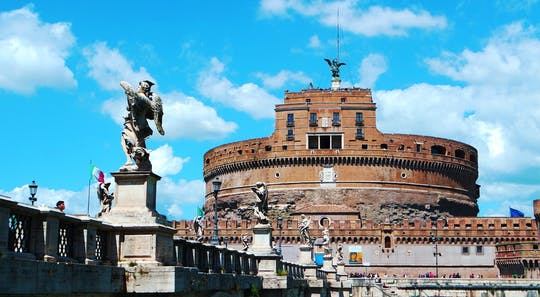 Castel Sant'Angelo self-guided audio tour