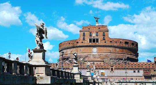Tour audio autoguidato di Castel Sant'Angelo