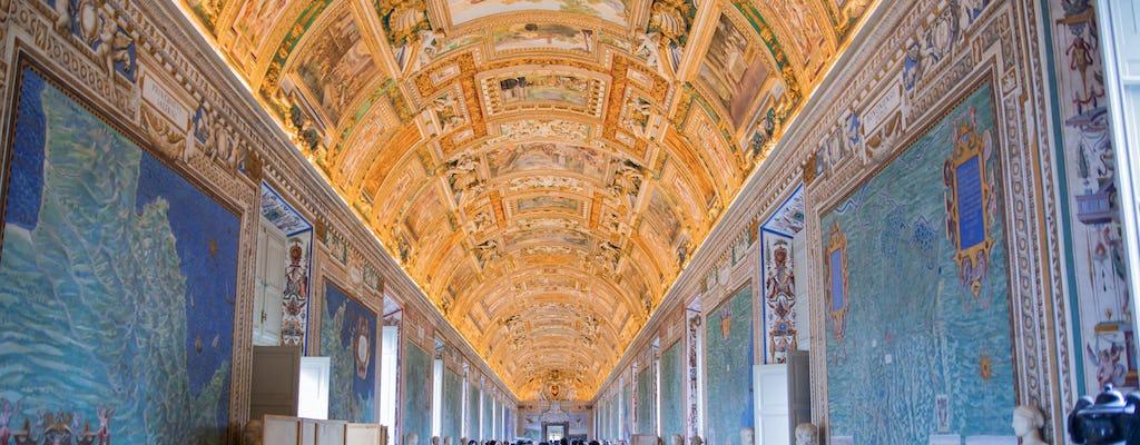 Visita autoguiada a los Museos Vaticanos y la Capilla Sixtina con guía de audio