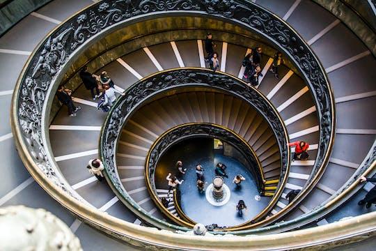 Виртуальная экскурсия по музеям Ватикана из дома