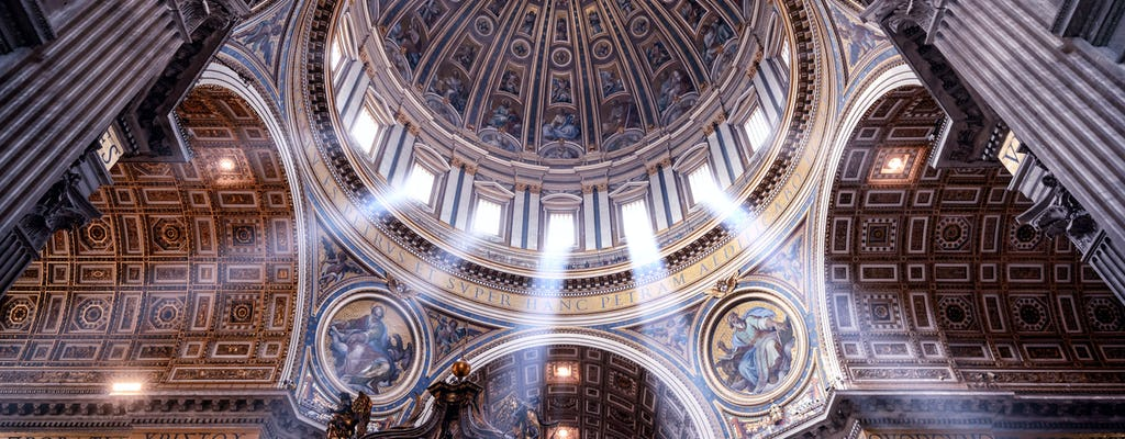 St. Peter's Basilica self-guided audio tour