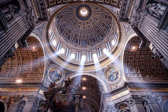 Tour audio autoguidato della Basilica di San Pietro