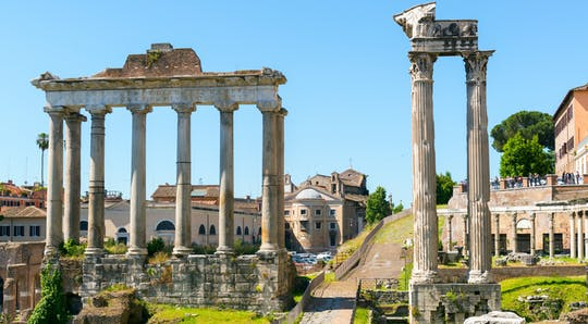 Roman Forum self-guided audio tour