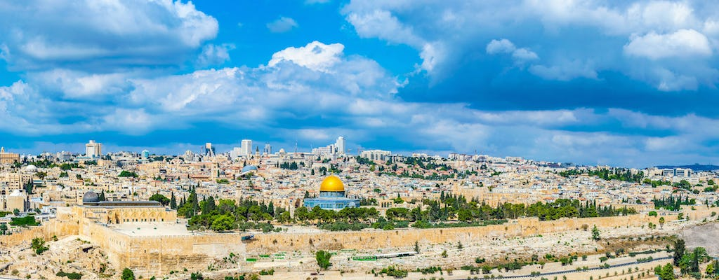Full-day Temple Mount and Dome of the Rock tour