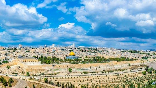 Tour de día completo al Monte del Templo y la Cúpula de la Roca