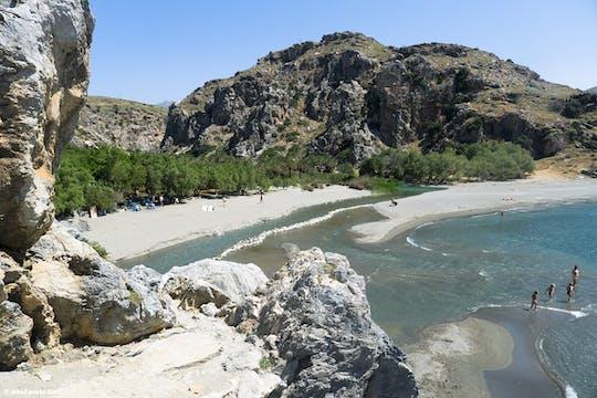 Экскурсия по пляжам Превели и Дамнони и Плакиасу из Ретимно
