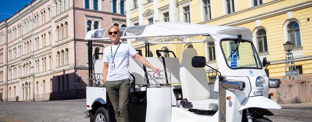 Хельсинки основы частного тук-тук тур